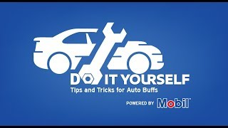 Sponsored : 5 Steps to Save Your Tyres | Do it Yourself with Mobil