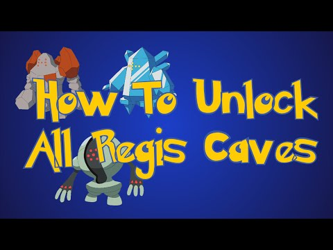 Pokemon Omega Ruby and Alpha Sapphire Tips: How To Open Regis Caves
