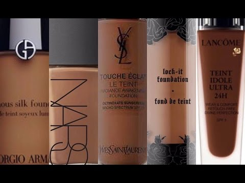 BEST Liquid foundations for Dark skin. | Fumi Desalu-Vold