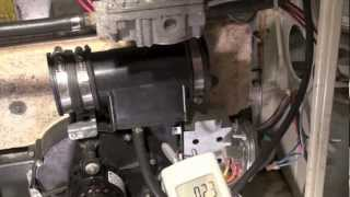 How The Pressure Switch Is Activated On The 398aaw Carrier Gas Furnace