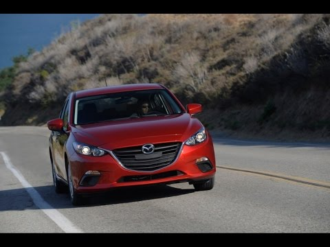 2016 Mazda 3 Start Up and Review 2.0 L 4-Cylinder