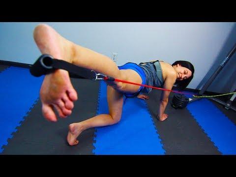 5 Leg Exercises to Strengthen your Kicks!