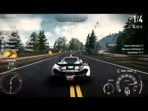 Need For Speed Rivals: Road To Level 60 Ep 1