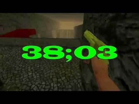Ovečka | Call of Duty 4: deathrun, Map - Diehard Speed run