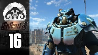 FALLOUT 4 (Chapter 5) #16 : Curie discovers the world