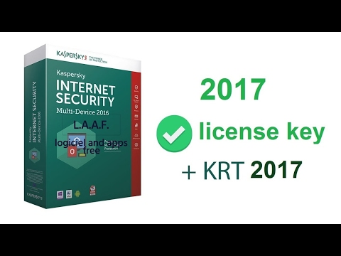 Kaspersky Internet Security 2017 with key activation 100 % WORKED