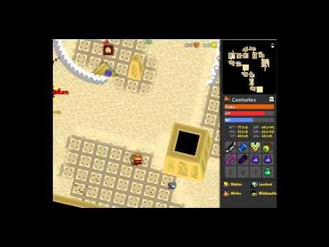 ROTMG: Doom Bow Tomb!