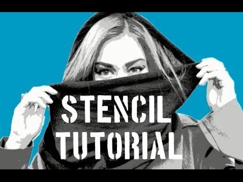 How To Make A Multi Layer Stencil!
