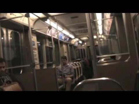 Ride The Inexpensive Blue Line from O'Hare International Airport into Downtown Chicago