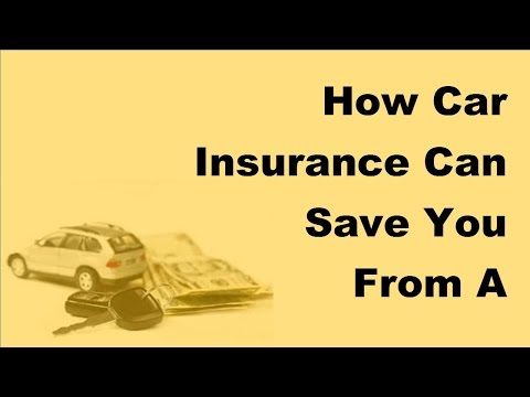 How Car Insurance Can Save You From A Financial Disaster After a Crash-2017  Car Insurance Financi