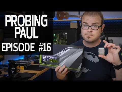 Best CPU + GPU for 4K Family Room PC? - Probing Paul #16