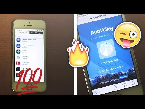 Install Paid Apps FREE! THIS ACTUALLY WORKS!  iOS 9/10/11 Working 2017