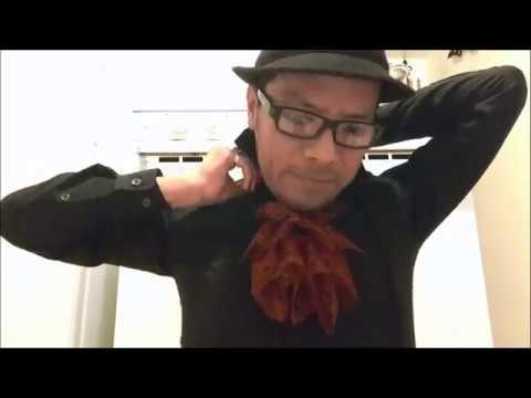 How to Make your Own Jabot (DIY Jabot/Gothic Lace Tie/Neckerchief)