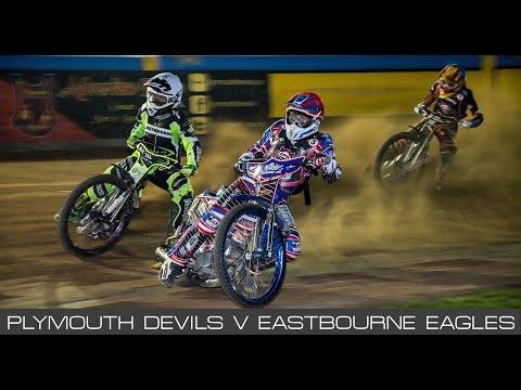 Plymouth Devils v Eastbourne Eagles - 13/04/2018
