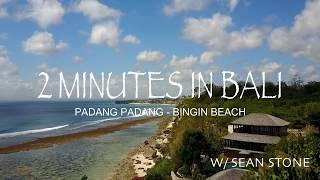 Download Bali in 2 Minutes - Padang Padang - Bingin Beach - Bali Style Video