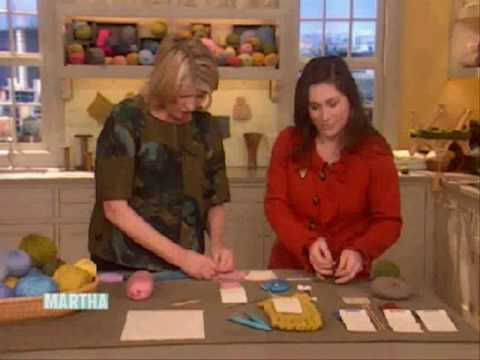 Martha Stewart Show | The Knit Kit on Martha's Finds