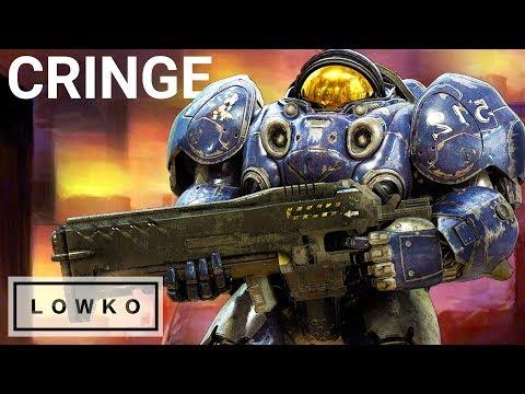 StarCraft 2: Zerg vs Terran CRINGE!