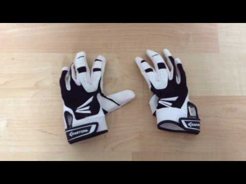 Easton batting gloves review