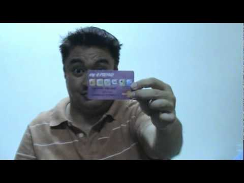 Deaf Jay got free drink of Chatime through my ePrepaid Mastercard - Dec. 27, 2011