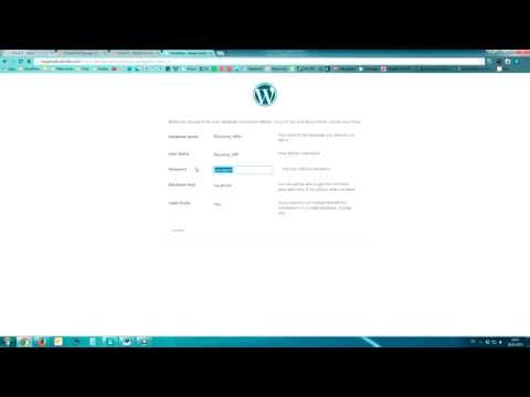 Install WordPress on cPanel and Connect it to Database