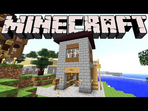 Minecraft - Brambleberry Home Complete!