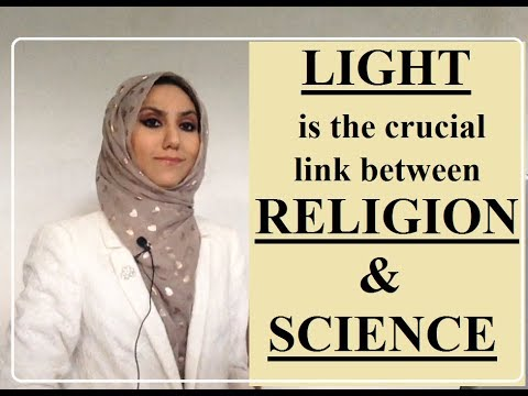 Light- Central to both Science & Religion