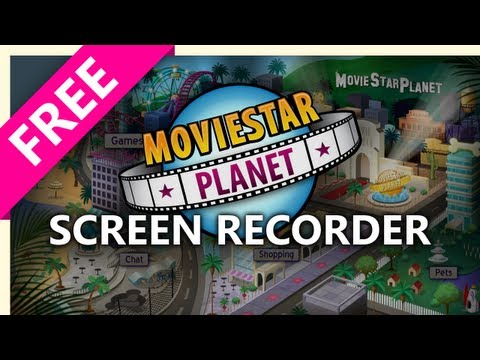 How To Make A Movie Star Planet Screen Recording