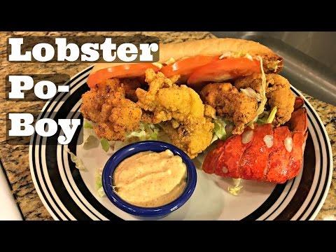 Lobster Po Boy
