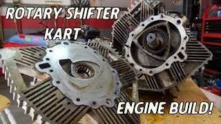 Rare Rotary Motorcycle Engine Find! | Rotary Shifter Go Kart
