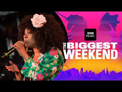 Hollie Cook - Ghostly Fading (The Biggest Weekend)