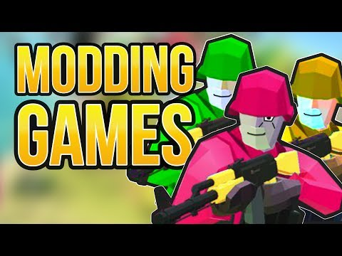 MODDING RAVENFIELD | HOW TO HACK UNITY GAMES