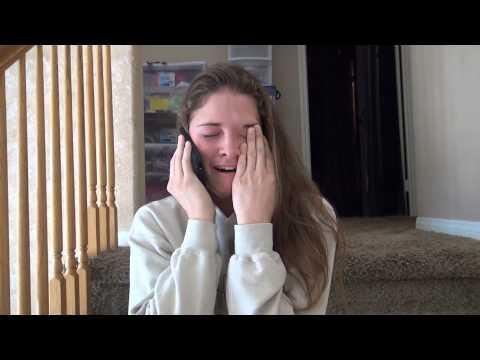 Aubrey - Reaction to Harvard Acceptance