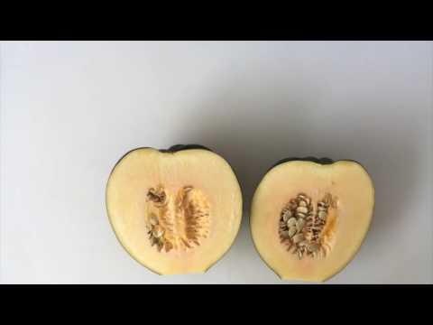 How to Peel & Deseed Acorn Squash