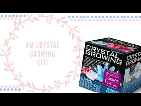 4m Crystal Growing Kit ♡