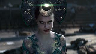 What Enchantress Looks Like Without Special Effects