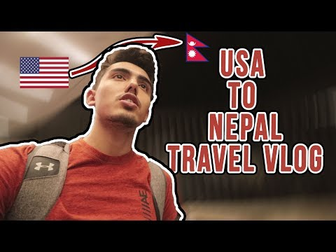 USA to Nepal Travel Video | Sunil Jamkatel Vlog | Vlog 02