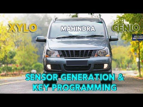 Mahindra Xylo & Genio Key Programming
