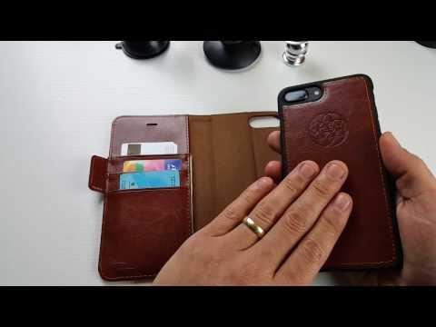 official photos 188c4 d097d Dreem iPhone 6 Plus wallet case review - Dreem Iphone 7 Case