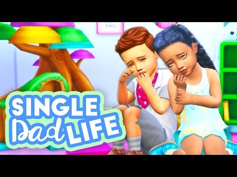 HE'S ON THE COVER OF A MAGAZINE!🔥📸 // THE SIMS 4 | SINGLE DAD LIFE #14
