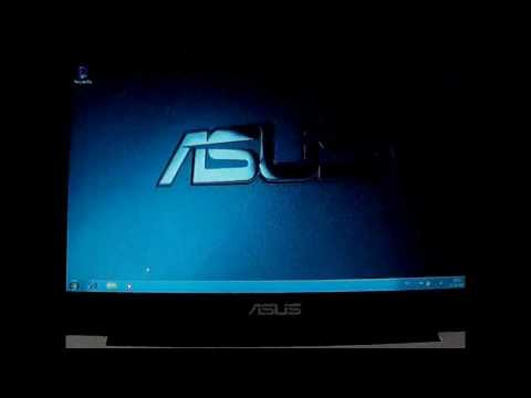 Install Windows 7 on Asus A455L