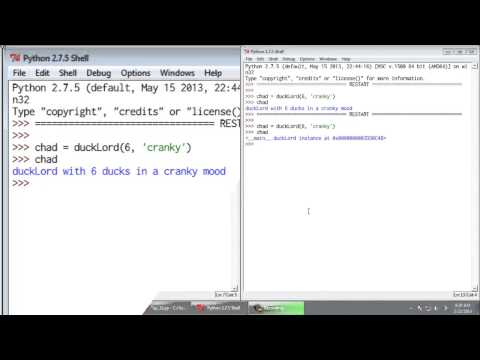 Learn Python Programming Tutorial 32 | How Python Classes Represent Themselves