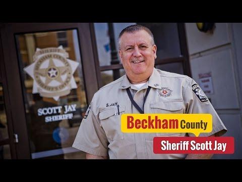 Your Sheriff: Beckham County - Sheriff Scott Jay