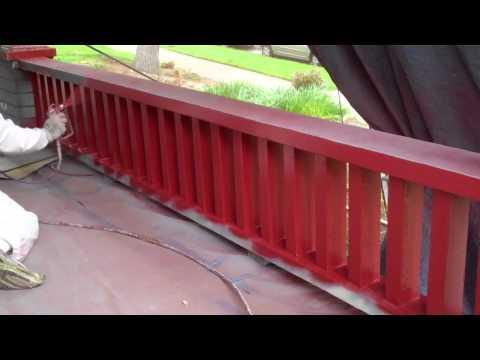 railing spray