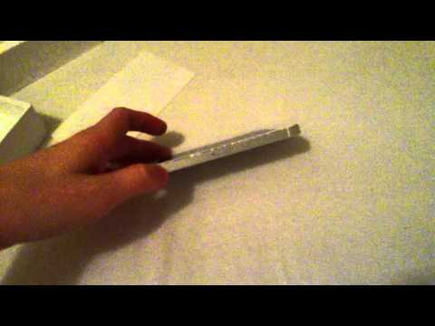 Tutorial : How To Open And Remove SIM-Card til a IPHONE 5S Without Sim Removal Tool