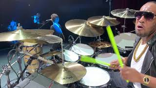 Eric Moore playing some sick Hi Hat Pocket groove with his Dopestickz
