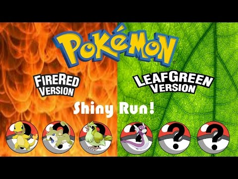 Pokémon Fire Red and Leaf Green Shiny Run- Part 5: LIVE! Shiny Lapras