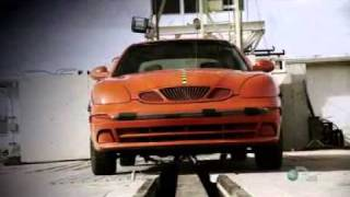 Mythbusters - Car crash force