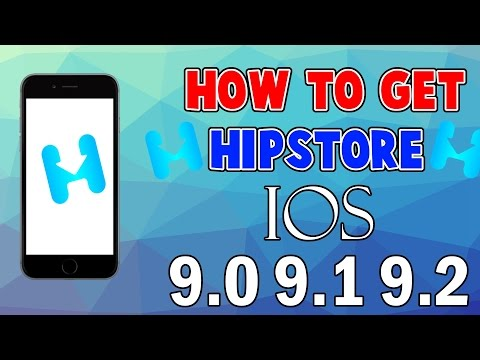 How To Install HIPStore On IOS 9.0-9.2 / PAID APPS FREE!