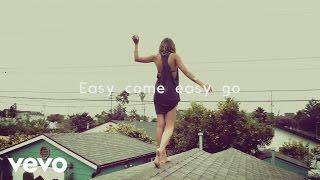 Alice on the roof - Easy Come Easy Go (Audio + paroles)