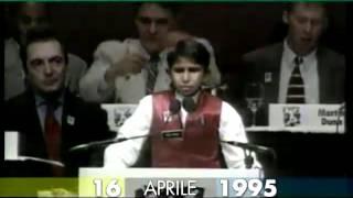 16 aprile 1995 viene assassinato Iqbal Masih